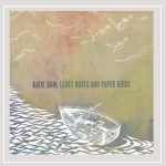 Katie Dahl - Leaky Boats and Paper Birds Album Art