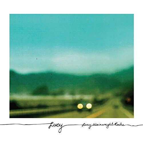 Lucy Wainwright Roche - Lucy Album Art