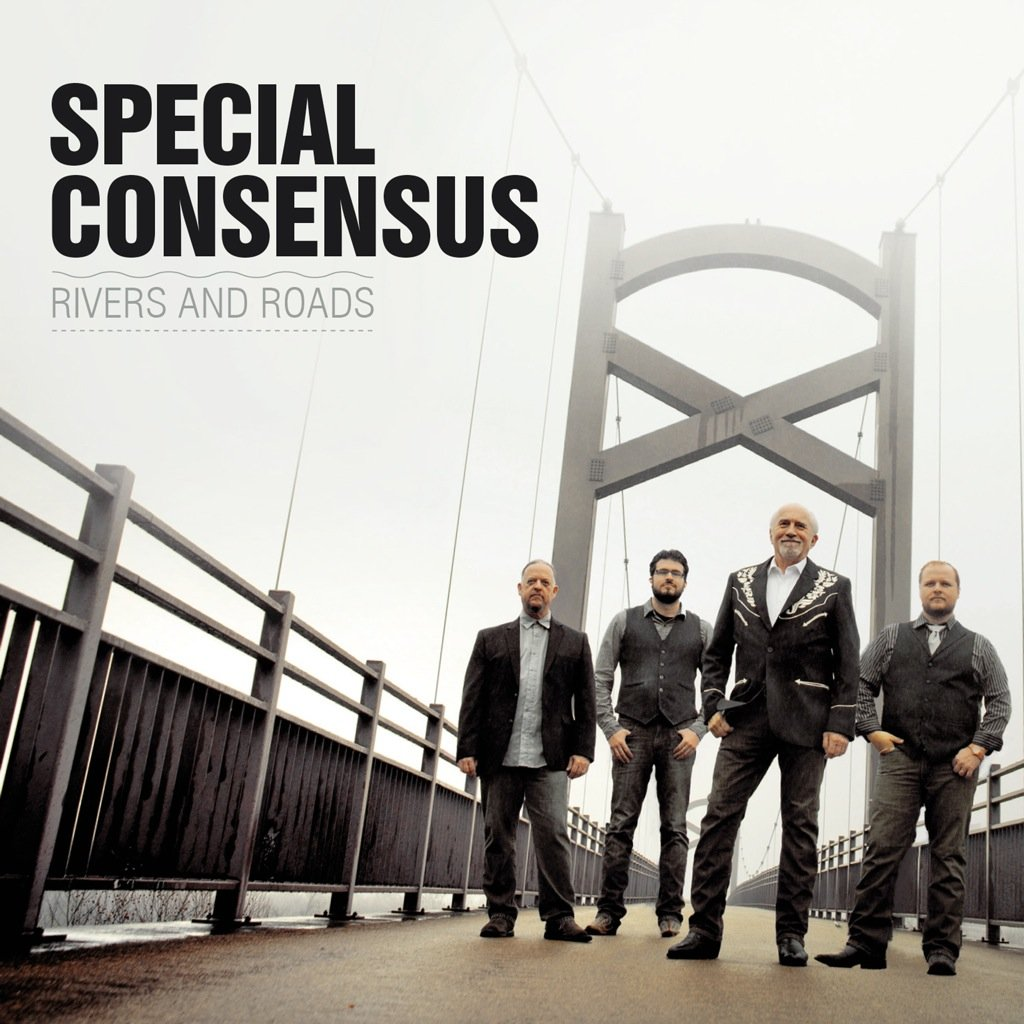 Special Consensus - Rivers and Roads Album Art