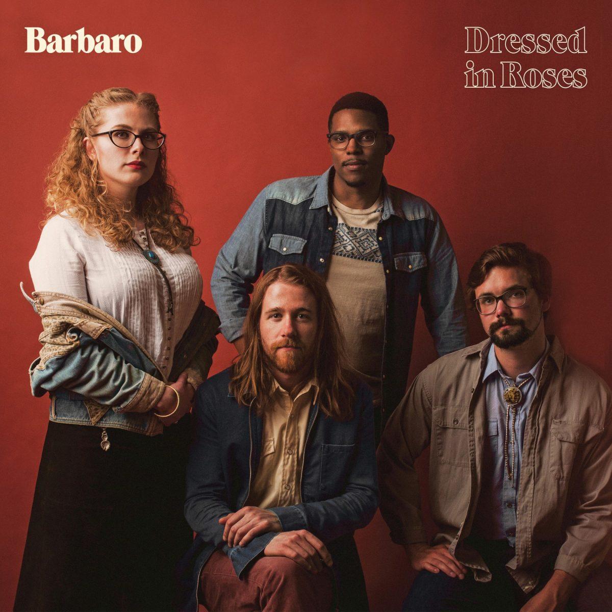 Barbaro - Dressed in Roses album art