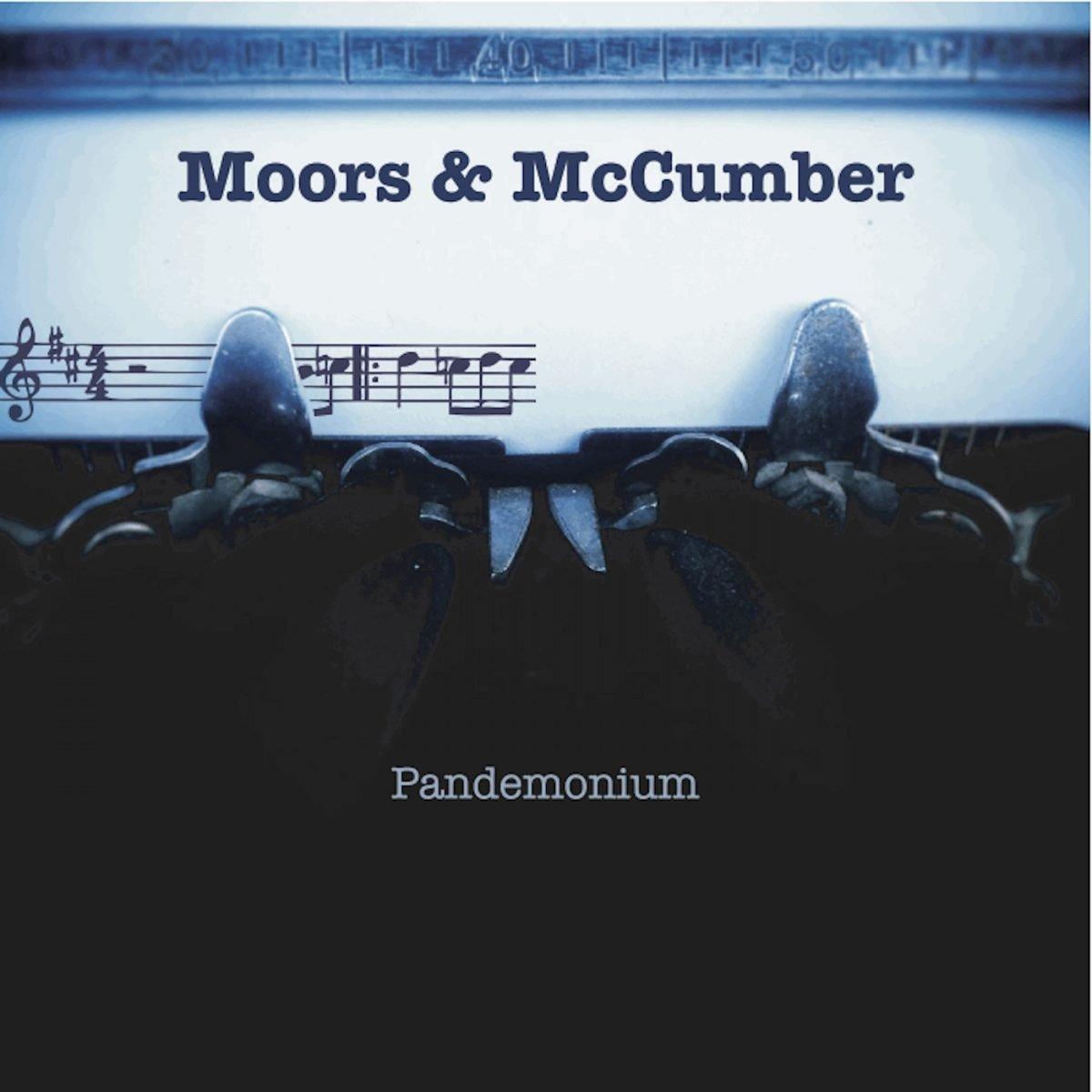 Moors & McCumber - Pandemonium Album Art
