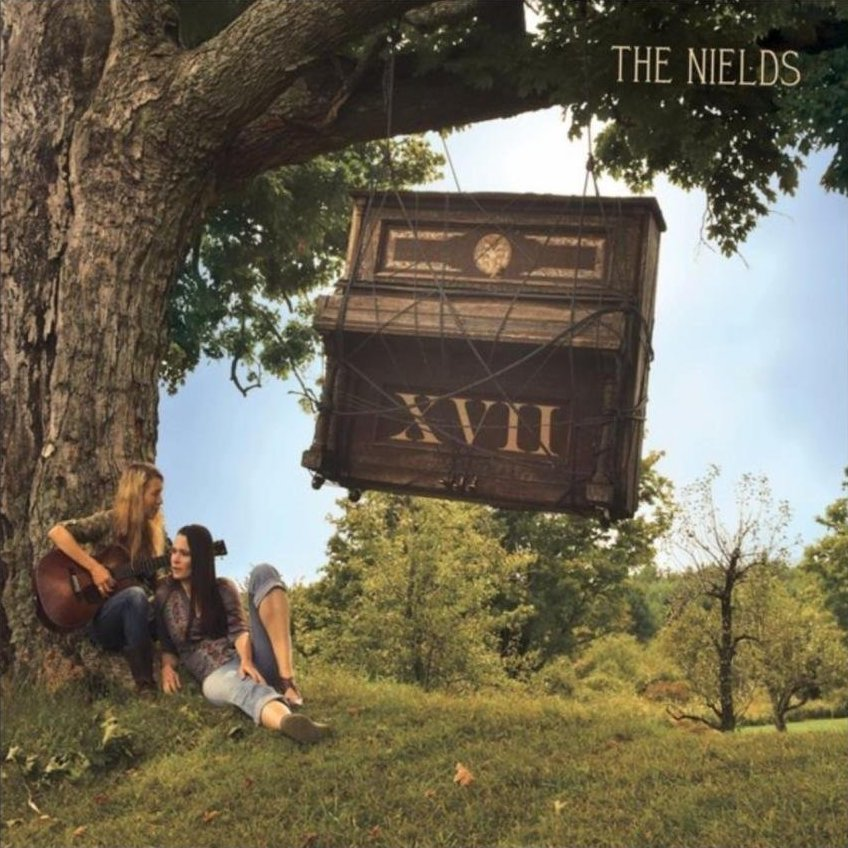 The Nields - XVII Album Art