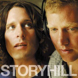Storyhill - Self-titled Album Art