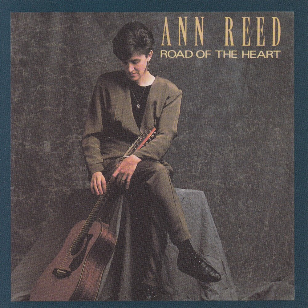 Ann Reed - Road of the Heart Album Art