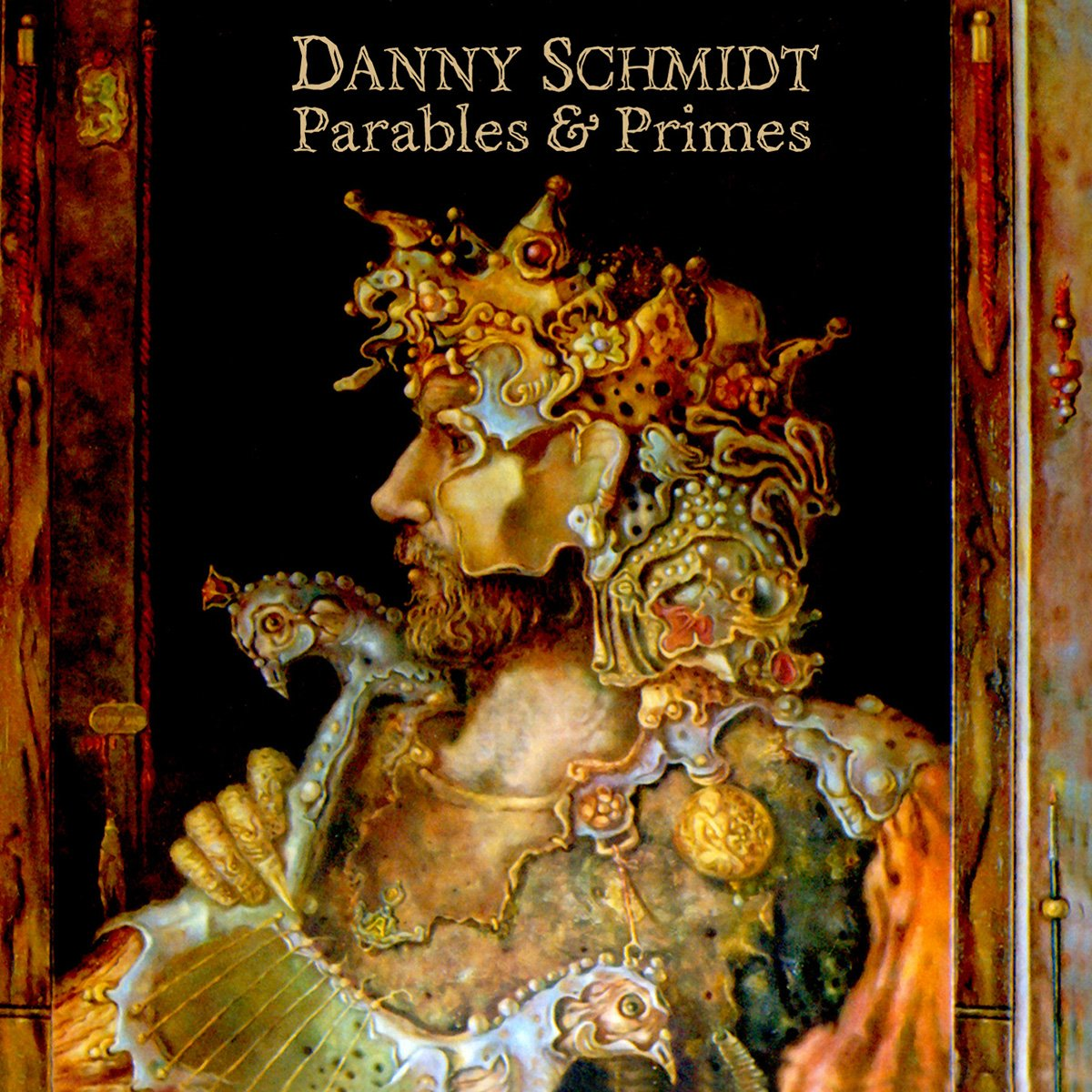 Danny Schmidt - Parables & Primes Album Art