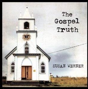 Susan Werner - The Gospel Truth Album Art